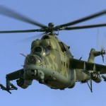 hind-helicopter