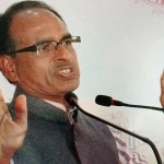 Bhopal: Madhya Pradesh Chief Minister Shivraj Singh Chouhan speaking at the Confederation of Real Estate Developers' Associations of India's MP Conference-2017, in Bhopal on Friday. PTI Photo(PTI3_24_2017_000102B)